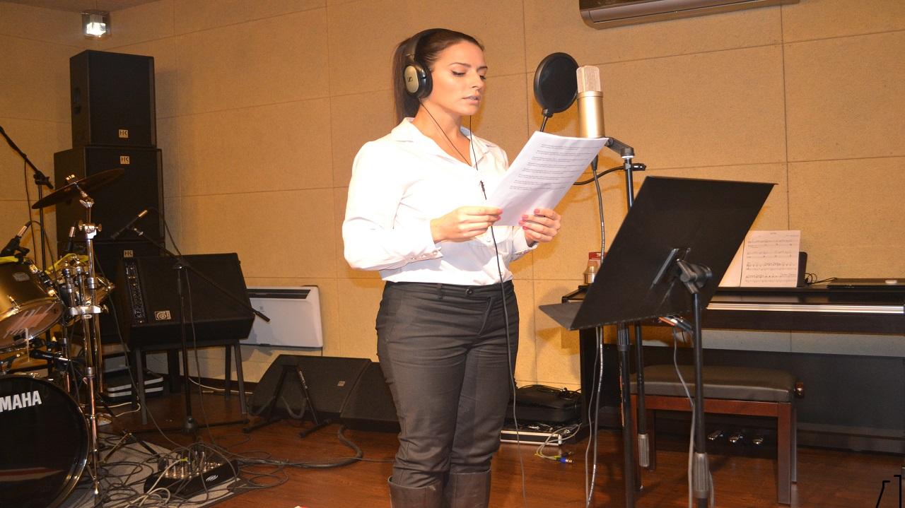 аудиокнига в студии звукозаписи Russtudiorecords
